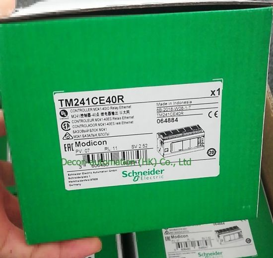 Controller M241 TM241ce40r PLC with 40 Io Relay Ethernet