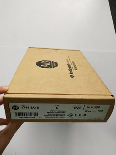 1746 SLC System, 16 CH-AC Input Module for Programmable Controller (1746-IA16)