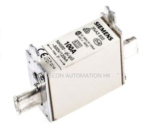 Siemens 100A 000 Nh Centred Tag 3na7 803 Fuse