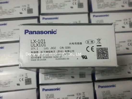 New Panasonic Lx-101 Sensors Sale From Decon