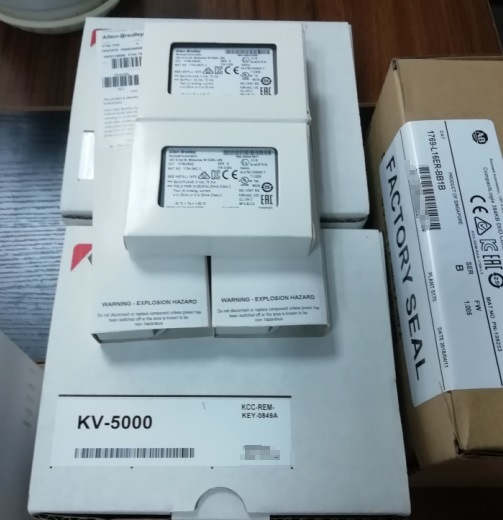Keyence Kv-5000/3000 Series Programmable Controller with CPU Unit