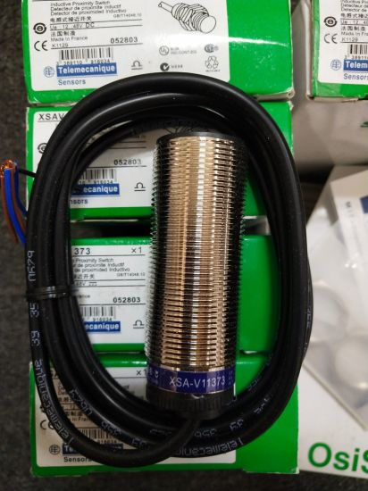 Rot. Monitoring - M30 - Sn10mm - 6...150c/Mn - 12...48VDC - Cable 2m Inductive Proximity Sensor